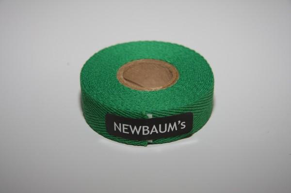 Newbaum's Lenkerband aus Baumwolle, Grass Green, Grassgrün