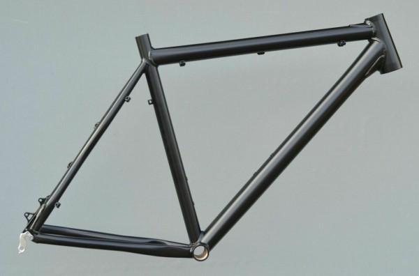 "Müsing Offroad Comp Mountainbike Rahmen 52cm Alu schwarz matt 26"" Disc TPR NR772"