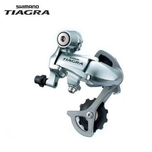Shimano Schaltwerk Tiagra 4500 SS, kurzer Käfig, silber 9-fach