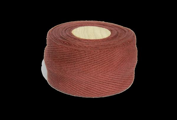 Bio Lenkerband aus Baumwolle, Heavyweight, hellbraun