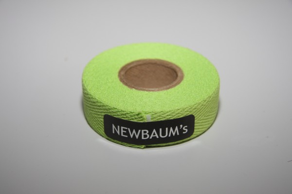 Newbaum's Lenkerband aus Baumwolle, Lime Green, Limone