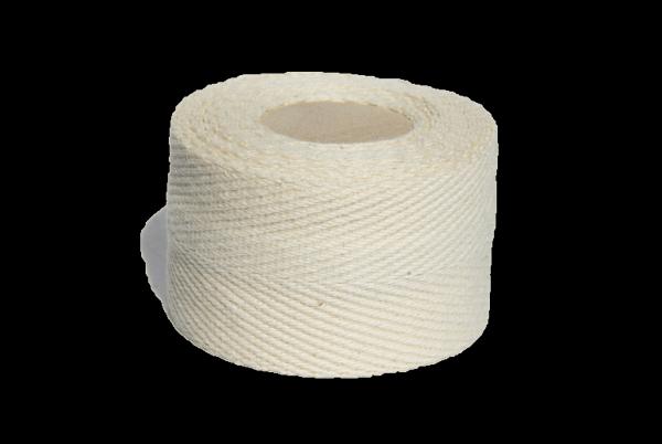 Bio Lenkerband aus Baumwolle, Heavyweight, natur