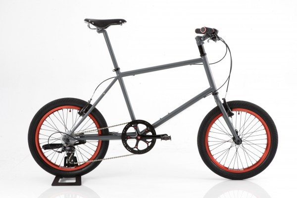 Minivelo Custom Bike grau