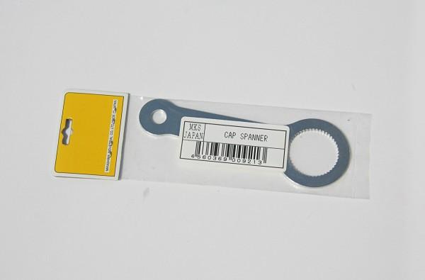 MKS Staubkappen Schlüssel, Pedalschlüssel
