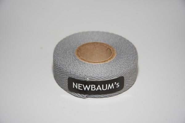Newbaum's Lenkerband aus Baumwolle, Grey, Grau