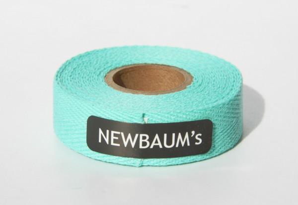 Newbaum's Lenkerband aus Baumwolle, Celeste